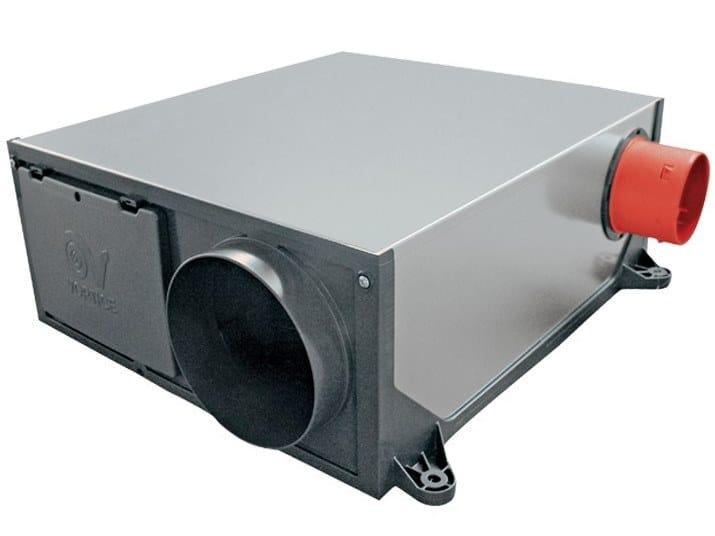Unità di ventilazione meccanica centralizzata VORT PLATT HCS by Vortice