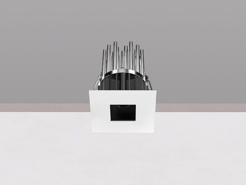 Faretto a LED a soffitto da incasso VOS_Q by Linea Light Group
