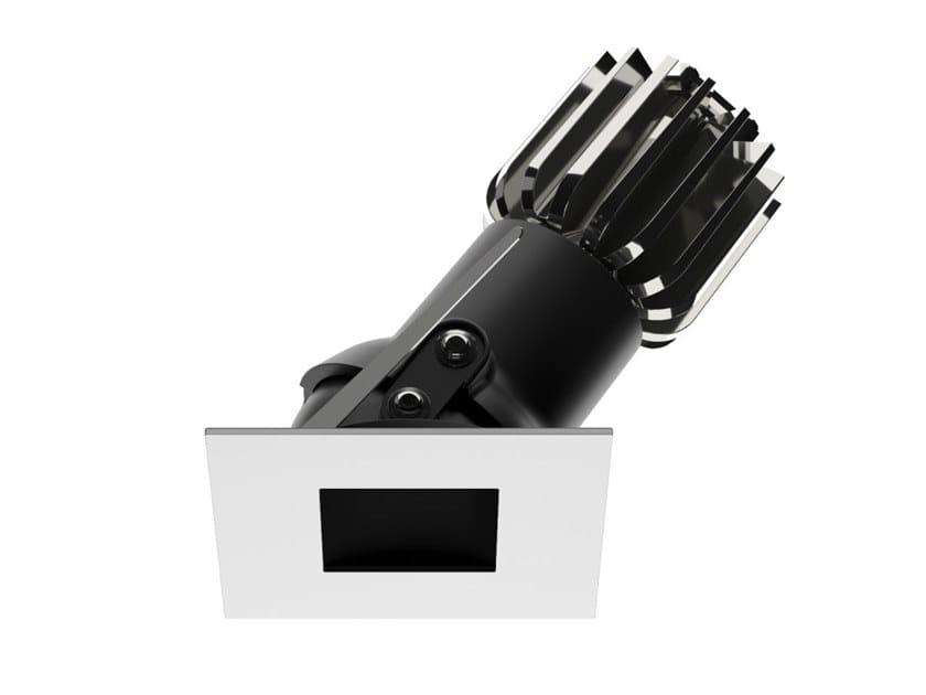 Faretto a LED a soffitto da incasso VOS_QJ by Linea Light Group