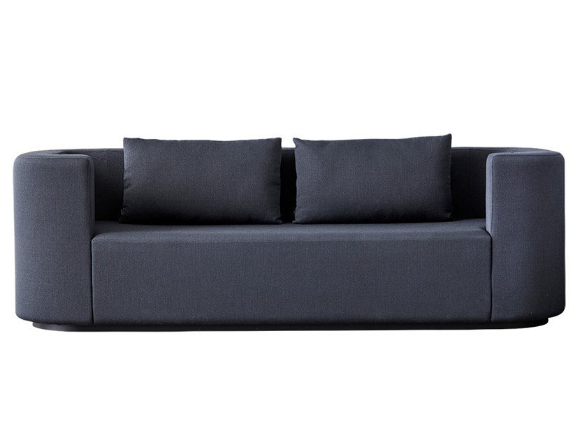 3 seater fabric sofa VP168 by Verpan