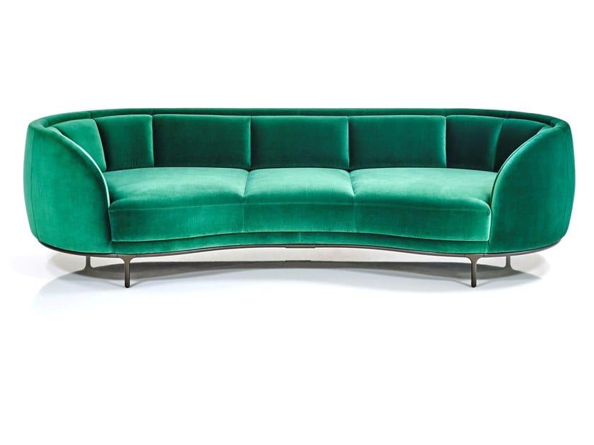 Fabric sofa VUELTA LOUNGE ISLAND | Sofa by Wittmann