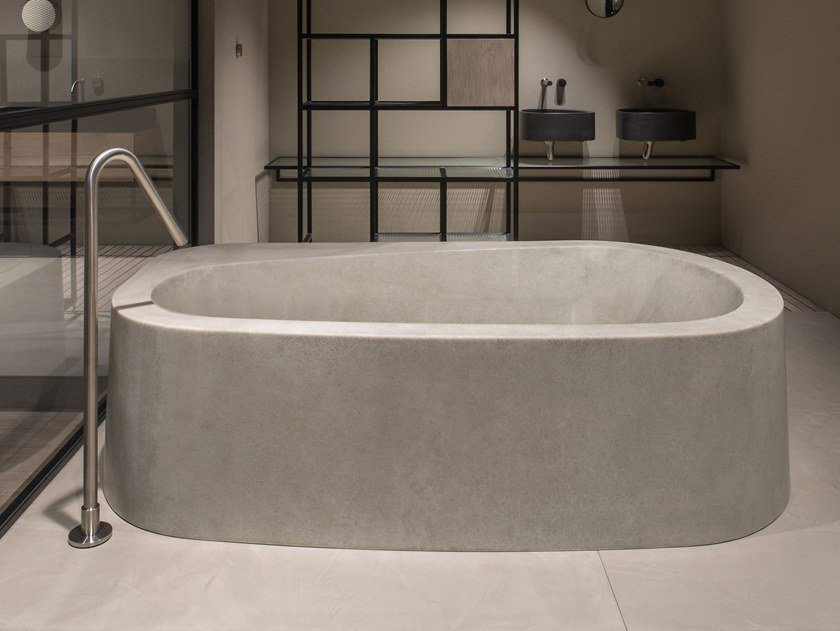 Fiberglass bathtub VVR By Moab80