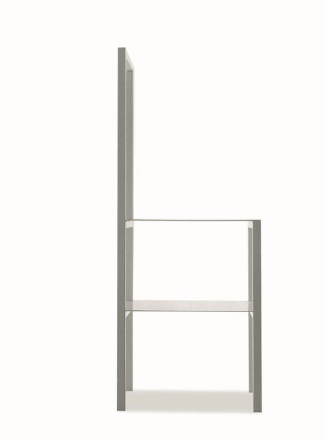 Steel valet stand Valet stand by Flou