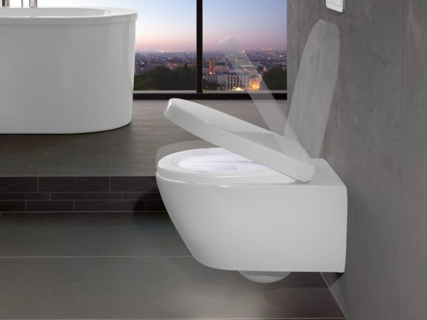 Heated toilet seat ViSeat By Villeroy & Boch