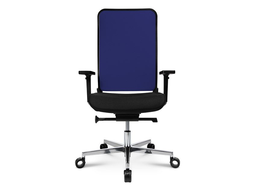 Height-adjustable executive chair W-1 C HIGH by WAGNER