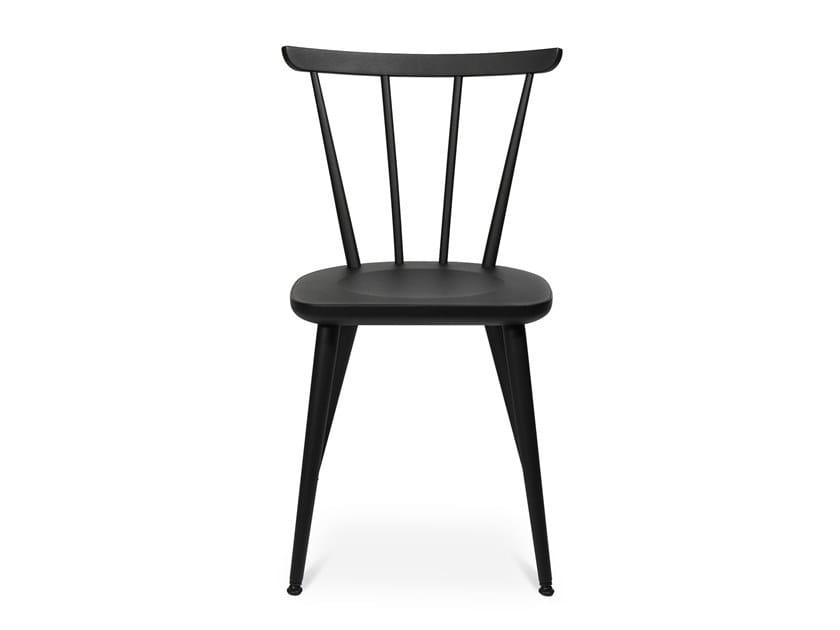 Aluminium chair W-1960 | Aluminium chair by WAGNER