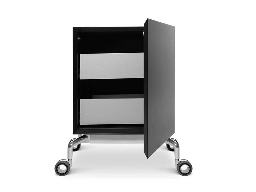 Office drawer unit with castors W-BOX CONTAINER | Office drawer unit by WAGNER