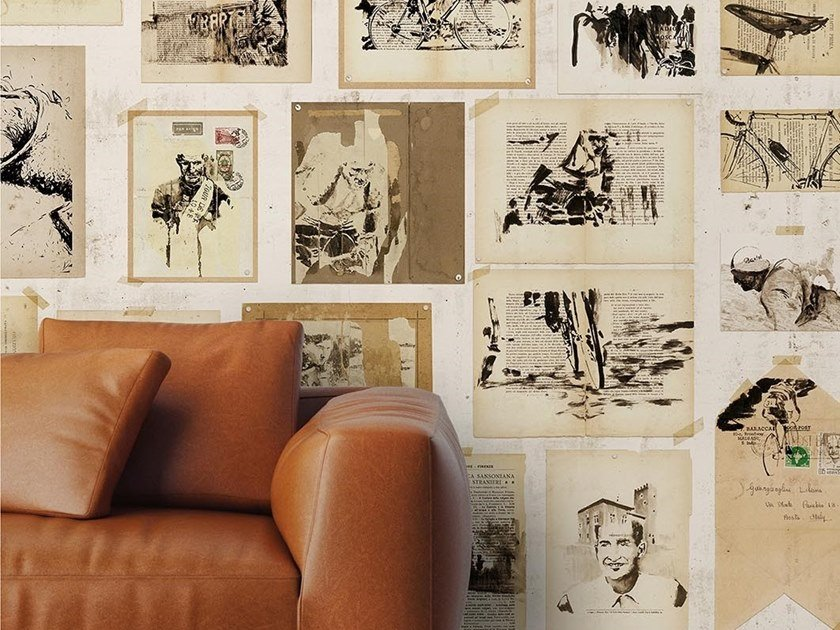Papel de parede W GINO by Wallpepper Group