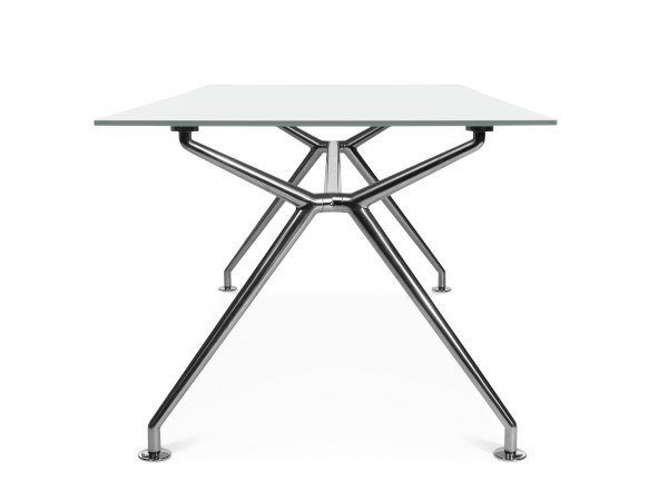 Rectangular meeting table W-TABLE   Meeting table by WAGNER