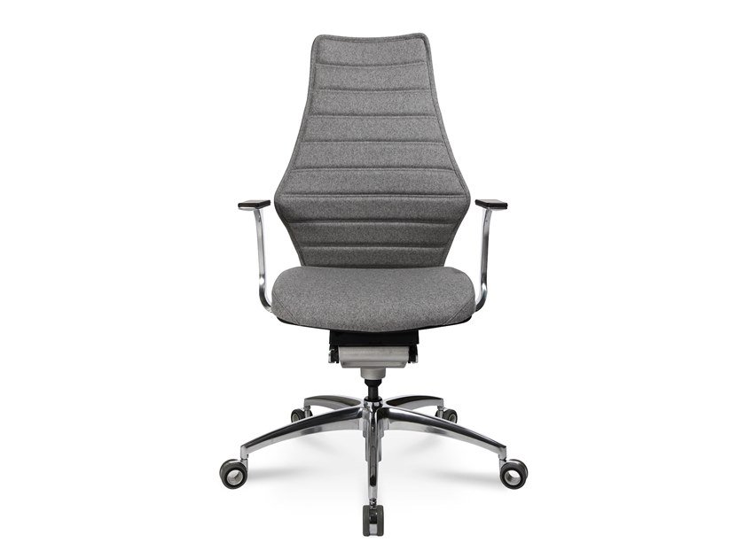 Swivel task chair with 5-Spoke base W5-2 by WAGNER