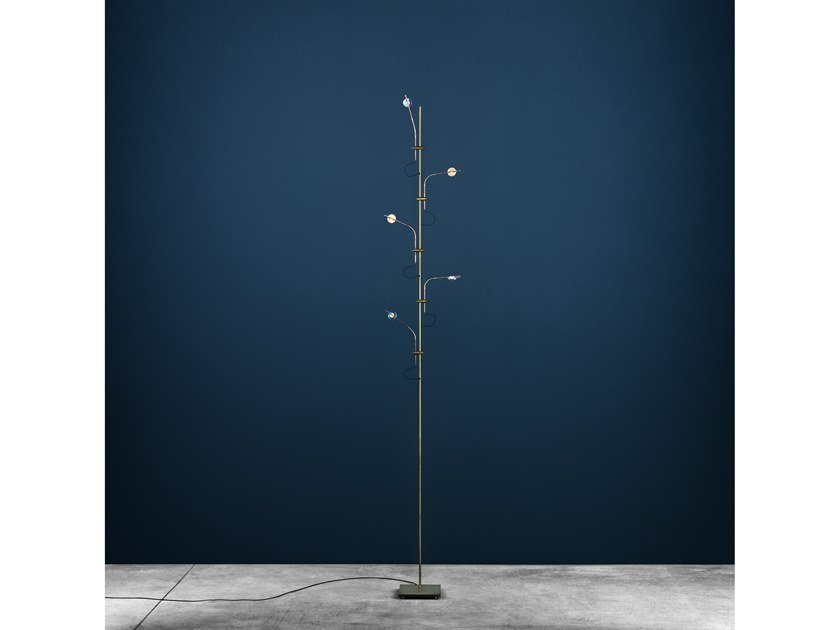 LED floor lamp WA WA F by Catellani & Smith