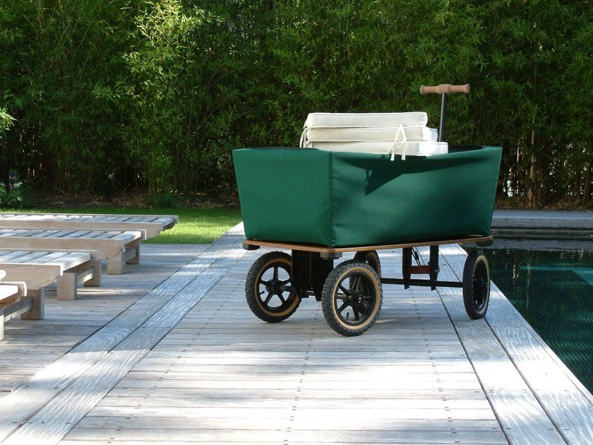 Garden trolley WAGON by TRADEWINDS