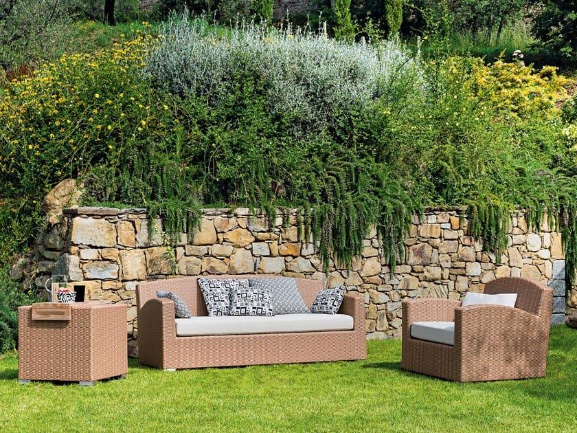 Tavolini da giardino modelli per arredare l outdoor icon design