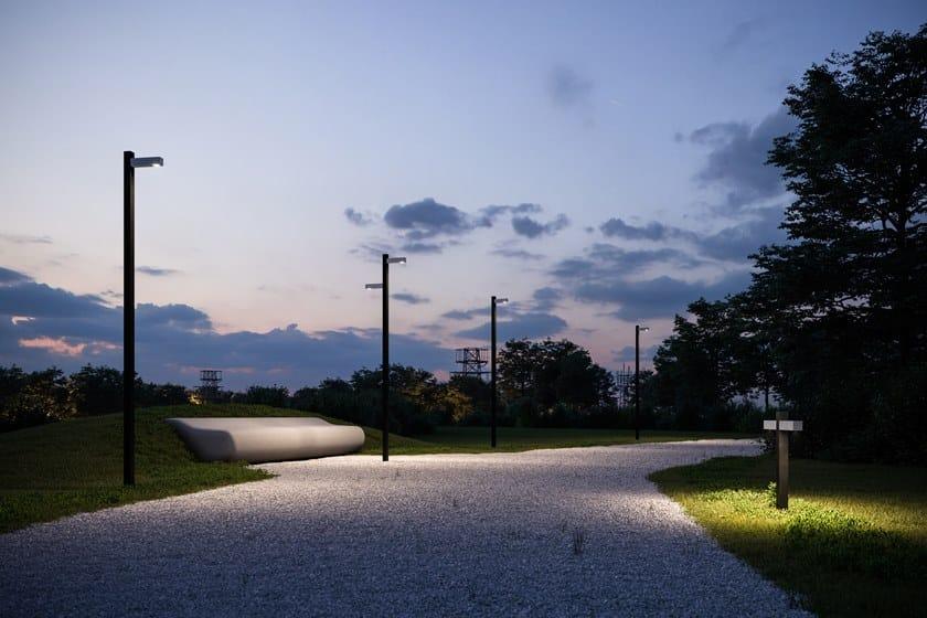 WALKING | Lampione da giardino