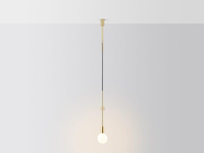 Lampada da parete a LED WALL STEP by Volker Haug Studio