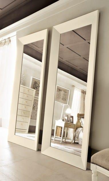 Mirror WALLCOT   Freestanding mirror by Minacciolo