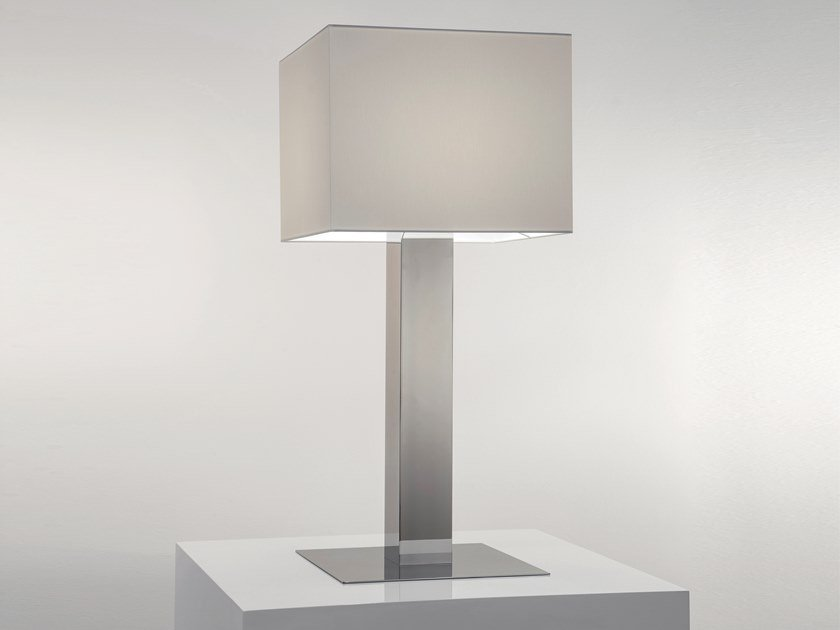 Direct-indirect light metal table lamp WALTZ OF VIENNA T1 XL by ILFARI