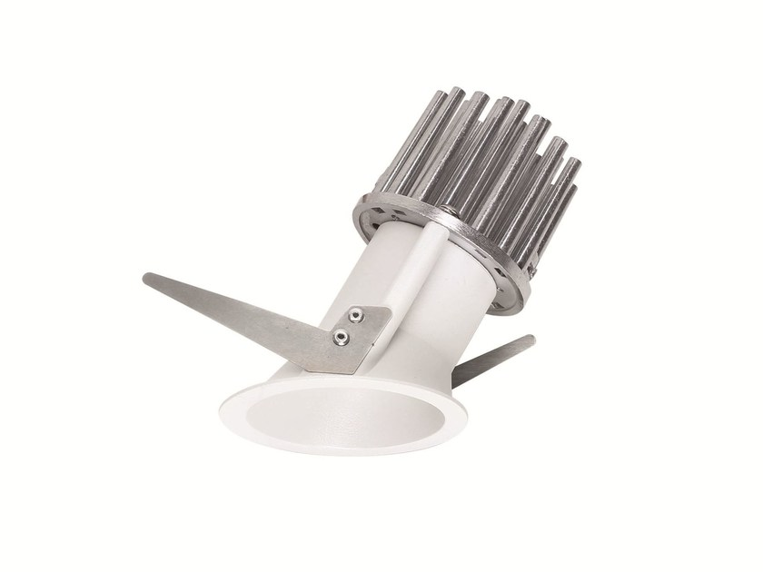 LED ceiling recessed aluminium spotlight WARP_Y by Linea Light Group