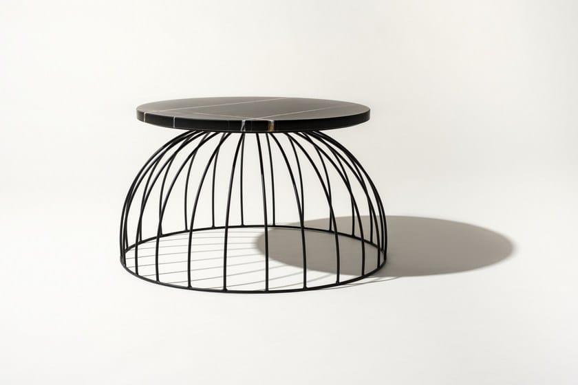 Runder Couchtisch Aus Marmor WASHINGTON NEW | Couchtisch Aus Marmor By Elli  Design Nice Design