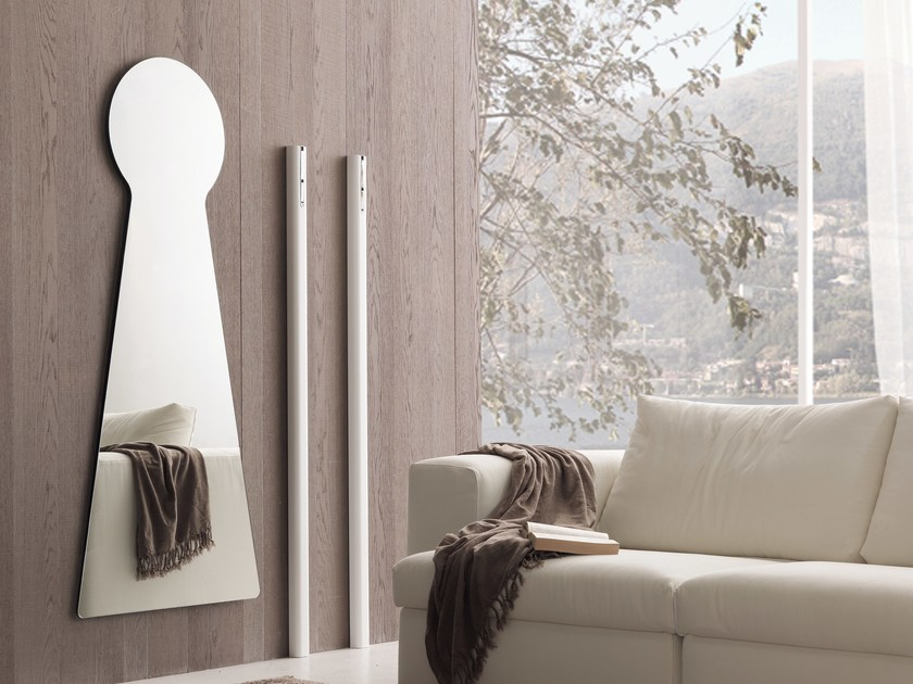 Wall-mounted mirror WASHINGTON by IDEAS Group