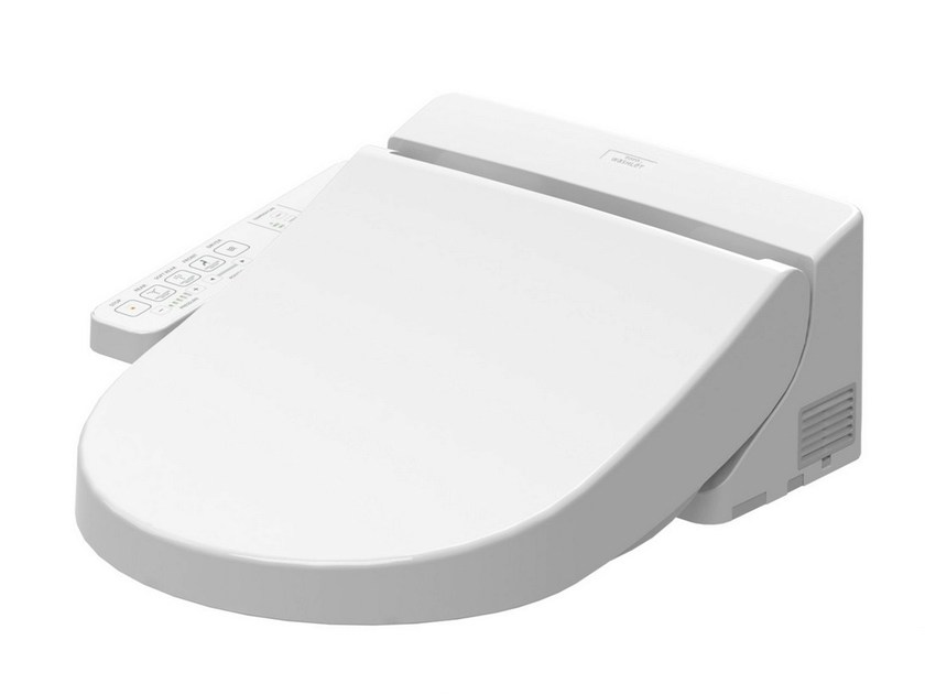 Electronic toilet seat with soft close WASHLET EK 2.0 by TOTO