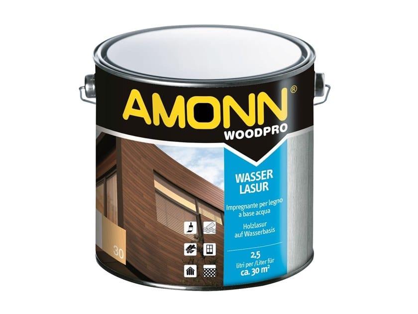 Prodotto per la protezione del legno WASSERLASUR by J.F. AMONN