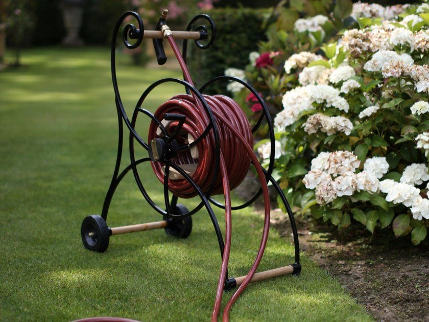 Image result for garden hose reel