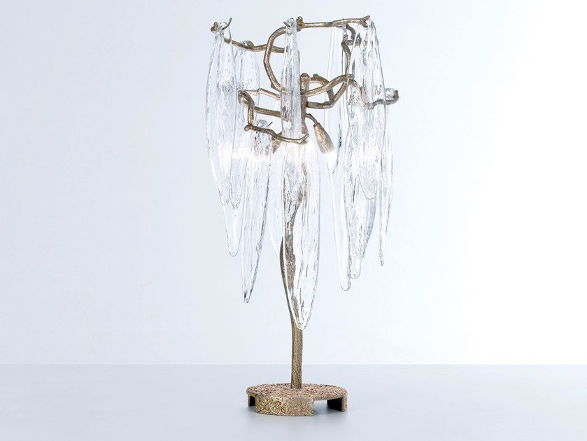Halogen table lamp WATERFALL | Table lamp by Serip
