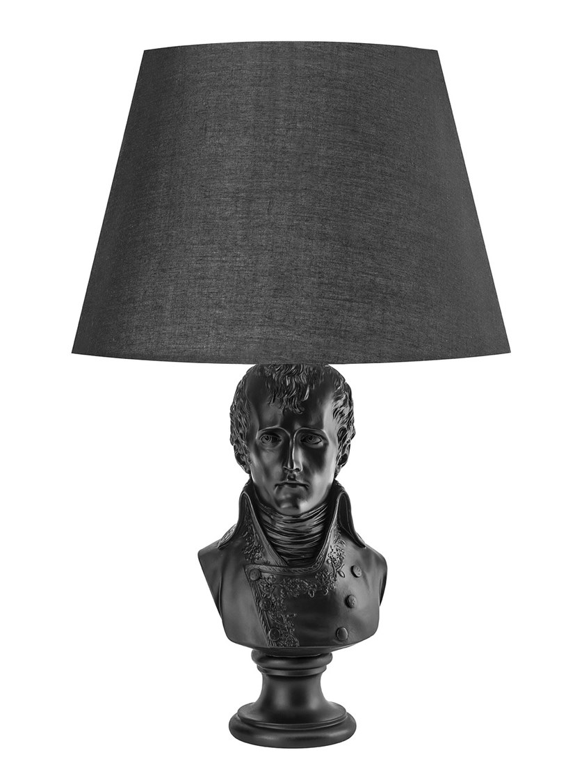 Marble table lamp WATERLOO TABLE LAMP by Mineheart