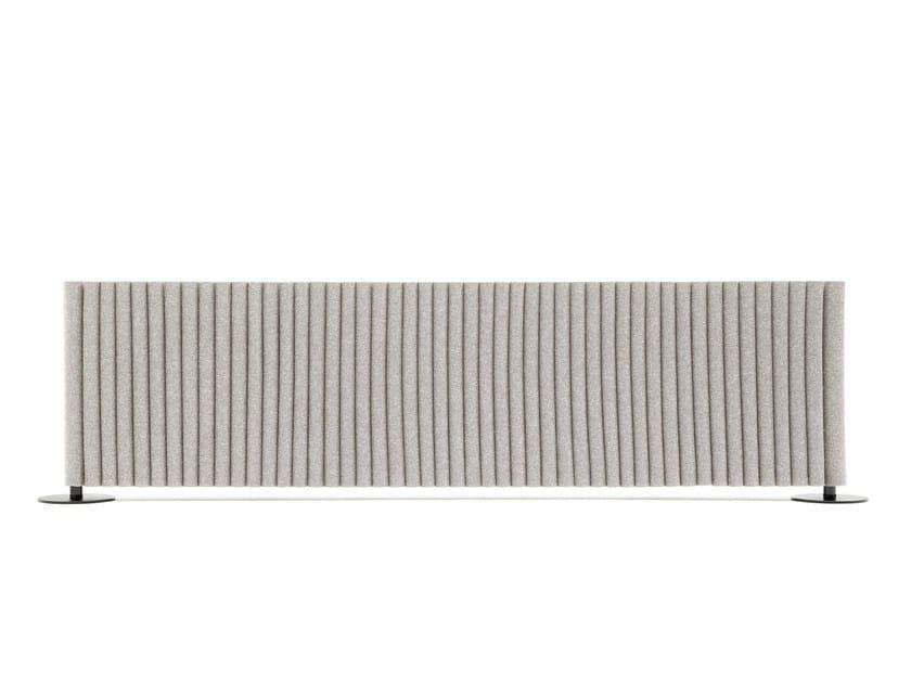 WAVE   Pannello divisorio da scrivania