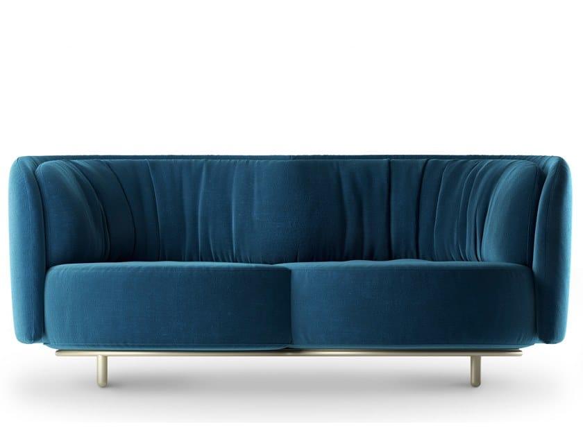 2 / 3 seater linear sofa WAVE | Sofa by Natuzzi