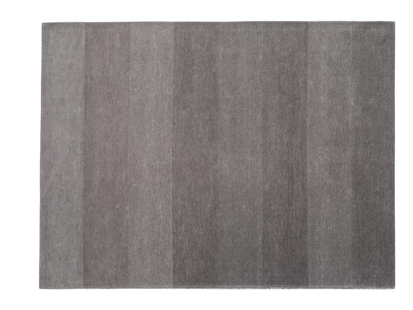 Solid-color rectangular rug WAVES by Ditre Italia