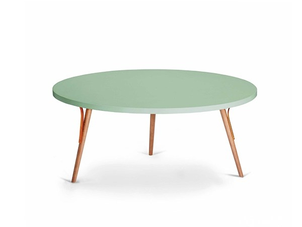 Round coffee table for living room WAY | Round coffee table by Mambo Unlimited Ideas