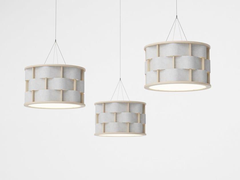 Pendant lamp WEAVE by Glimakra of Sweden