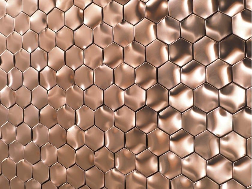 Metal mosaic WEB by L'ANTIC COLONIAL