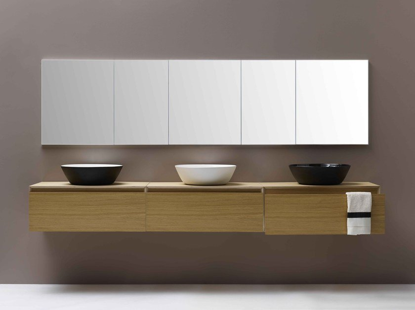 Countertop washbasin WET by Ex.t