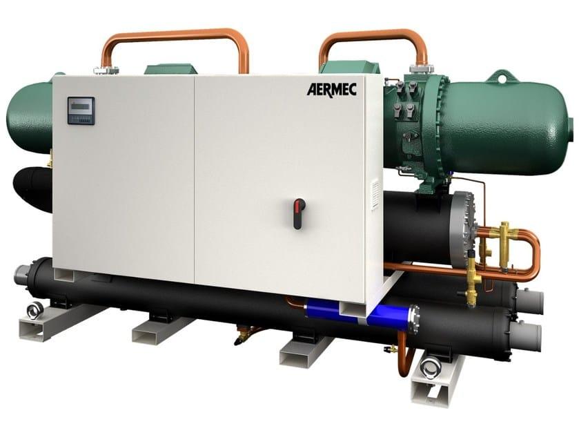 Water refrigeration unit WFG by AERMEC