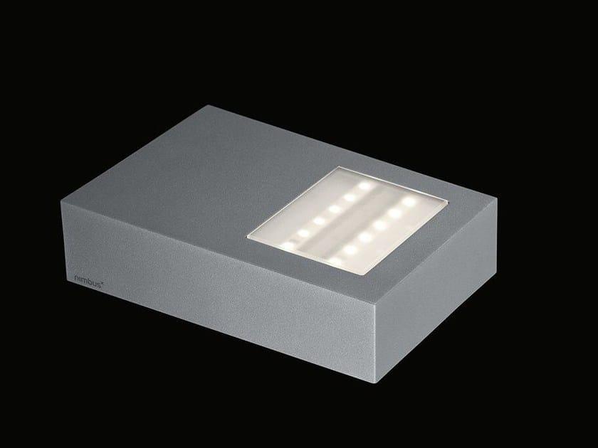 Applique a LED in alluminio pressofuso WHISKY PUR LED by Nimbus
