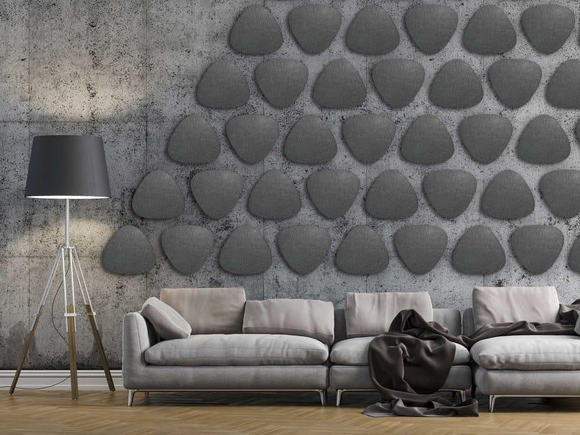 Pannello acustico a parete in lana WHISPERWOOL MOSS | Pannello acustico a parete by Tante Lotte