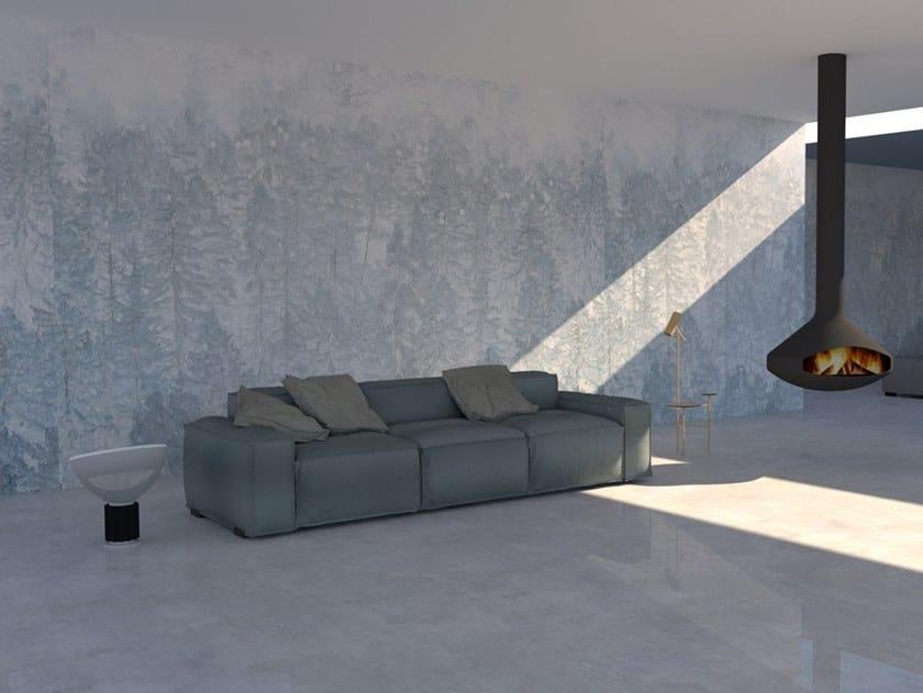 Rivestimento / carta da parati WHITE AS SNOW by Officinarkitettura®