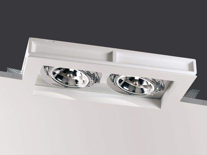 Ceiling recessed spotlight WHITE BOX by Buzzi & Buzzi