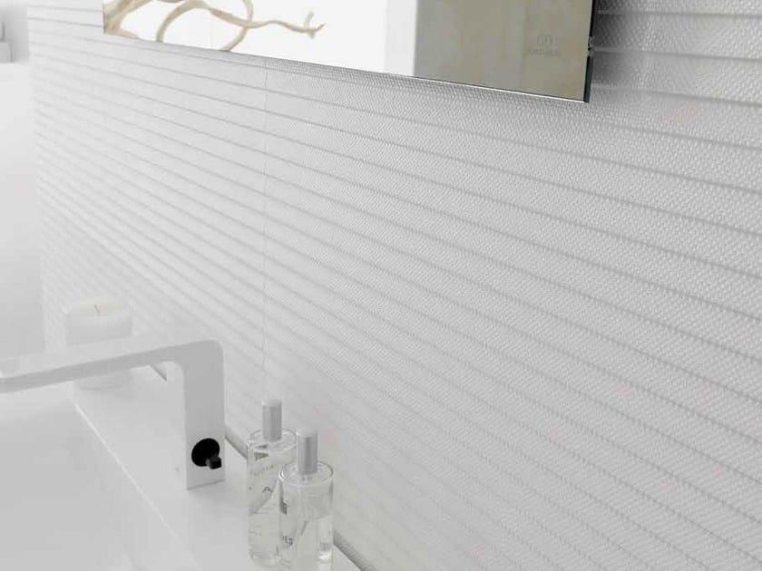 Rivestimento in ceramica per interni WHITES | LUCA by Venis
