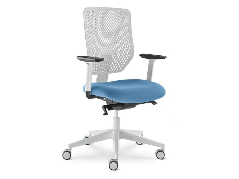 офисный стул Why 350 Sys By Ld Seating дизайн Roger Webb