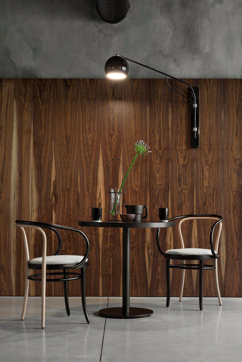 Con Sedia Design Faggio Braccioli Wiener In Gtv Stuhl qVpSMUz