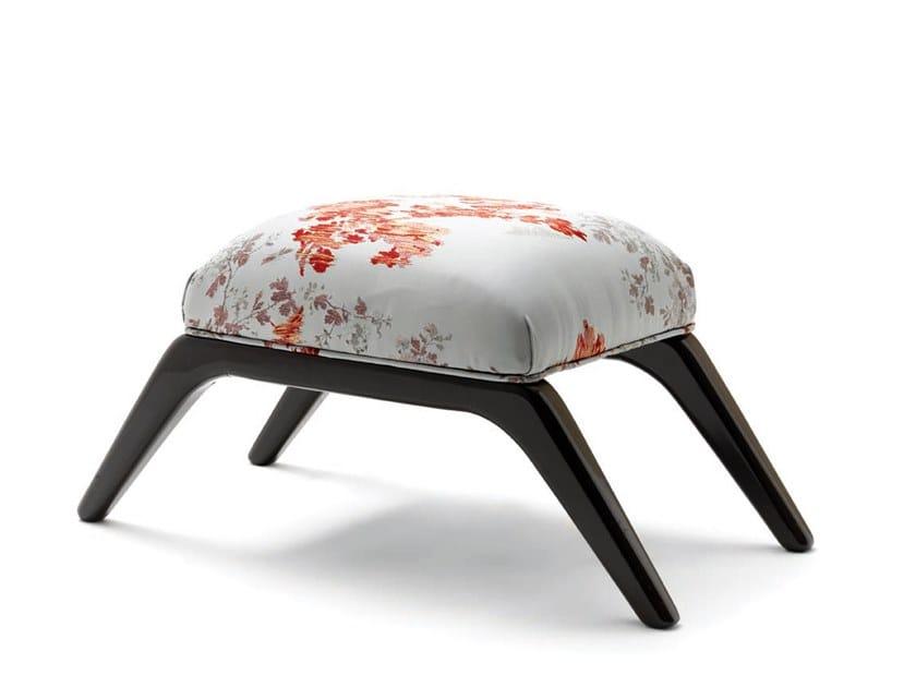 Footstool WILDE - 720619   Footstool by Grilli