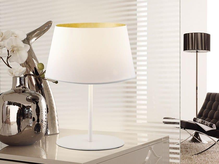 Fabric table lamp WILLER by Adriani e Rossi edizioni