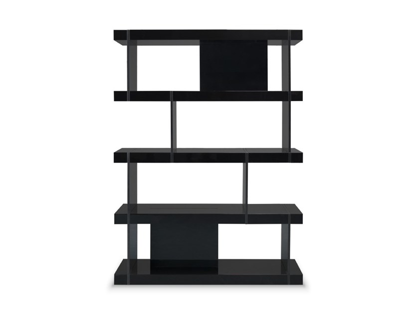 Open wooden shelving unit WILLIS by PRADDY