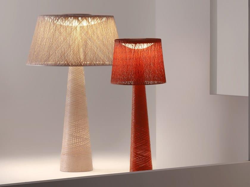 Lampada da terra per esterno fluorescente WIND 4062_4067 by Vibia