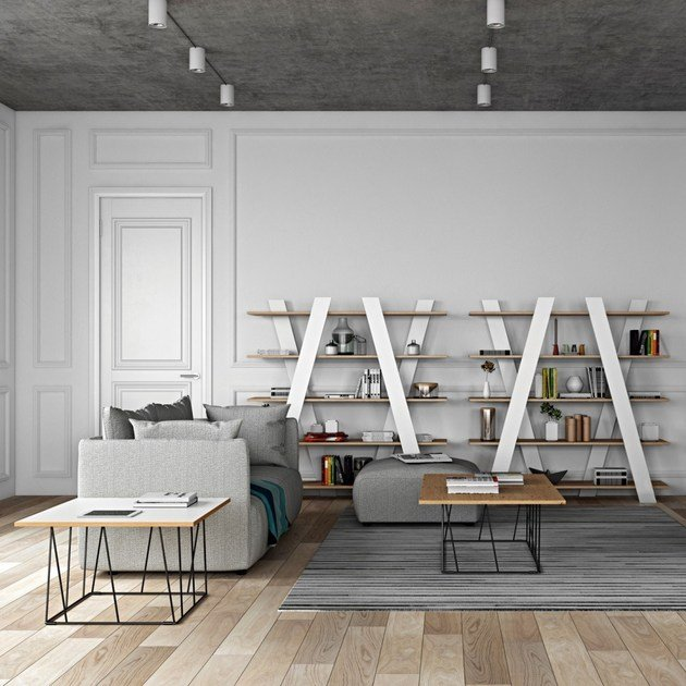 open freestanding shelving unit wind by temahome design nádia soares