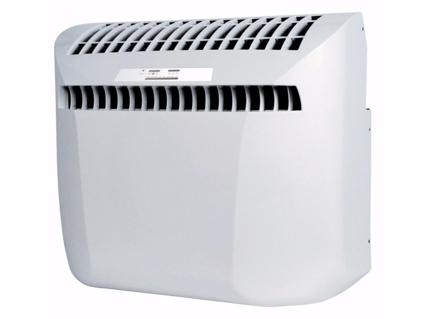Wall mounted air conditioner with heat pump without external unit WINDY by Fintek